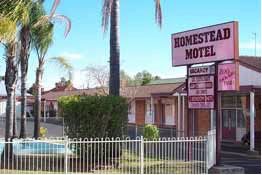 The Homestead Motor Inn - Taree Accommodation