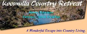 Koomulla Country Retreat - Taree Accommodation
