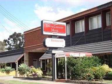 Town  Country Motel - Taree Accommodation