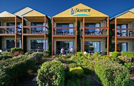 Seaview Motel  Apartments - Taree Accommodation