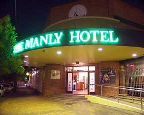 The Manly Hotel - Taree Accommodation