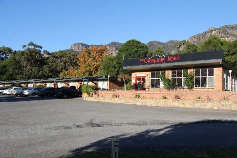 Grampians Motel - Taree Accommodation