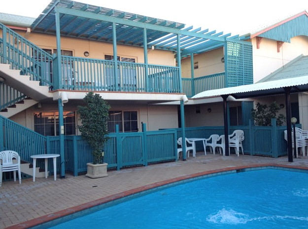 Heritage Resort Hotel Shark Bay - Taree Accommodation