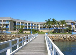 Mariners On The Waterfront - Taree Accommodation