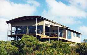 Saar Beach House