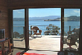 Bruny Island Accommodation Services - Captains Cabin - Taree Accommodation