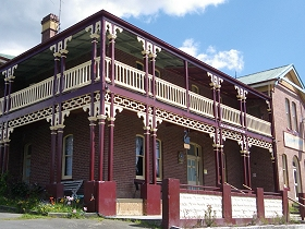 Cygnet Hotel  Guest House - Taree Accommodation