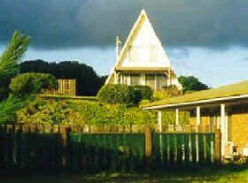 King Island A Frame Holiday Homes - Taree Accommodation