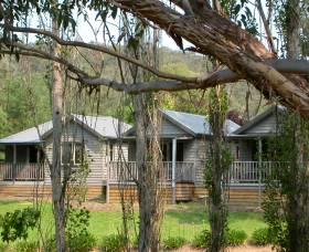 The Homestead Cabins Brogo - Taree Accommodation