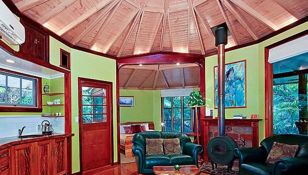 Mt Warning Rainforest Retreat  - Taree Accommodation