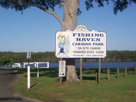 Fishing Haven Caravan Park - Taree Accommodation