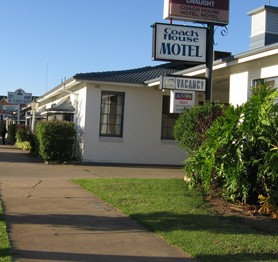 The Coach House Hotel Motel - Taree Accommodation