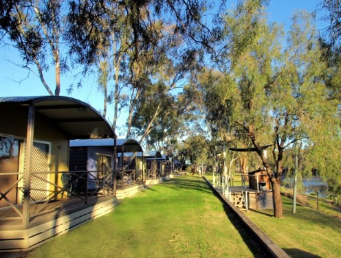 BIG4 Deniliquin Holiday Park - Taree Accommodation