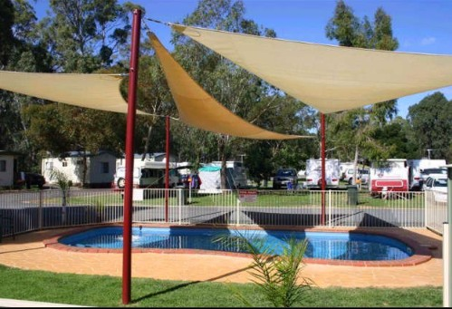 Deniliquin Riverside Caravan Park - Taree Accommodation