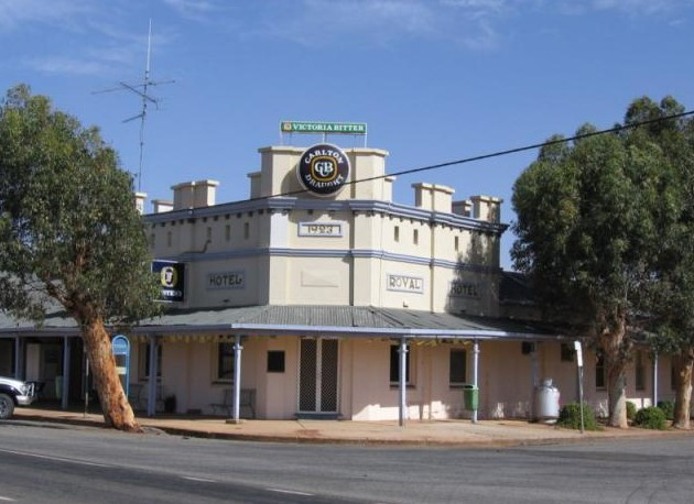 Royal Hotel Grong Grong - Taree Accommodation