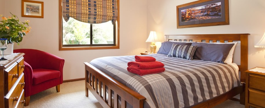 Clifton Gardens Bed and Breakfast - Orange NSW - Taree Accommodation