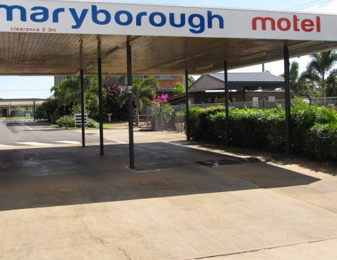 Maryborough Motel and Conference Centre - Taree Accommodation