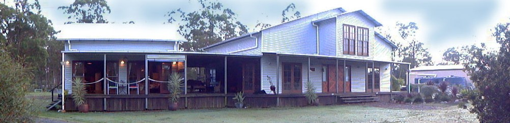 Tin Peaks Bed and Breakfast - Taree Accommodation