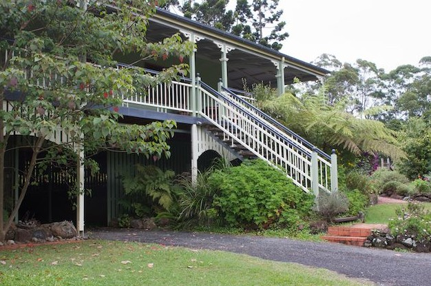 The Cottage at The Sanctuary Bed and Breakfast - Taree Accommodation