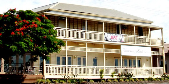 Gracemere Hotel - Taree Accommodation