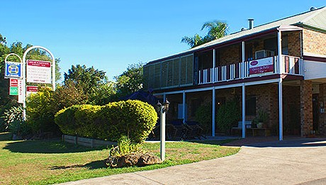 Great Eastern Motor Inn - Taree Accommodation