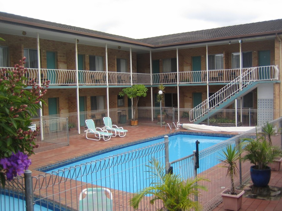 The Coasters Motel - Taree Accommodation