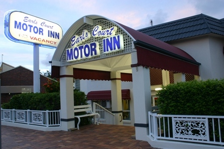Earls Court Motor Inn - Taree Accommodation