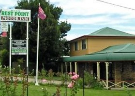 Rest Point Motel - Taree Accommodation
