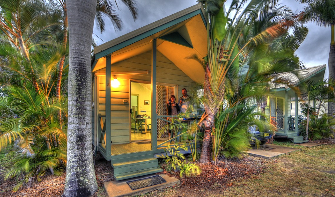 Harbour View Tourist Park - Taree Accommodation