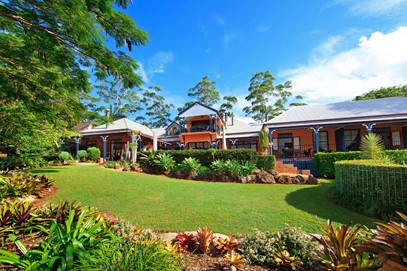 Montville Provencal Boutique Hotel - Taree Accommodation