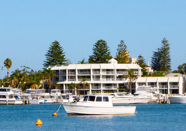 Pier 21 Apartment Hotel Fremantle - Taree Accommodation