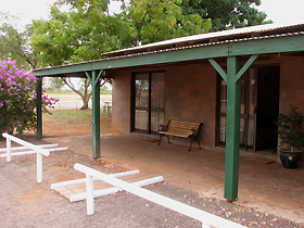 Barkly Homestead - Taree Accommodation
