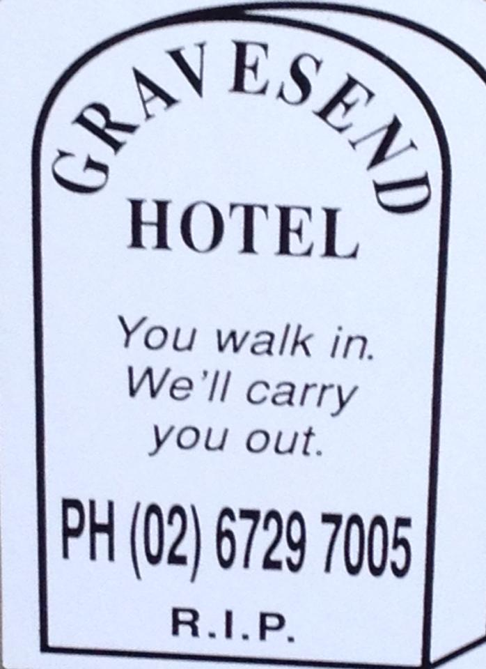 Gravesend Hotel - Taree Accommodation