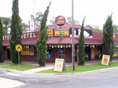 Sportsmans Arms Hotel Motel - Taree Accommodation