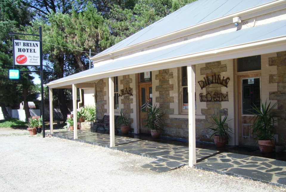 Mount Bryan Hotel - Taree Accommodation