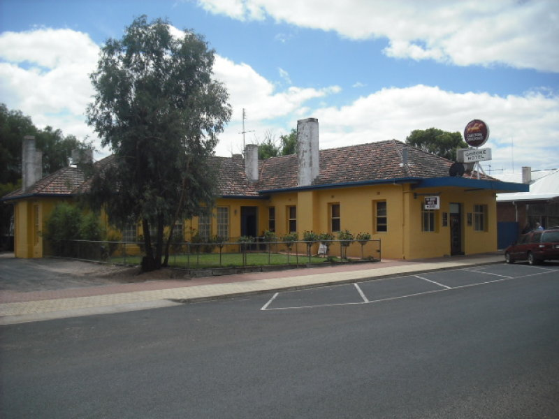 Goroke Hotel Bar amp Bistro - Taree Accommodation