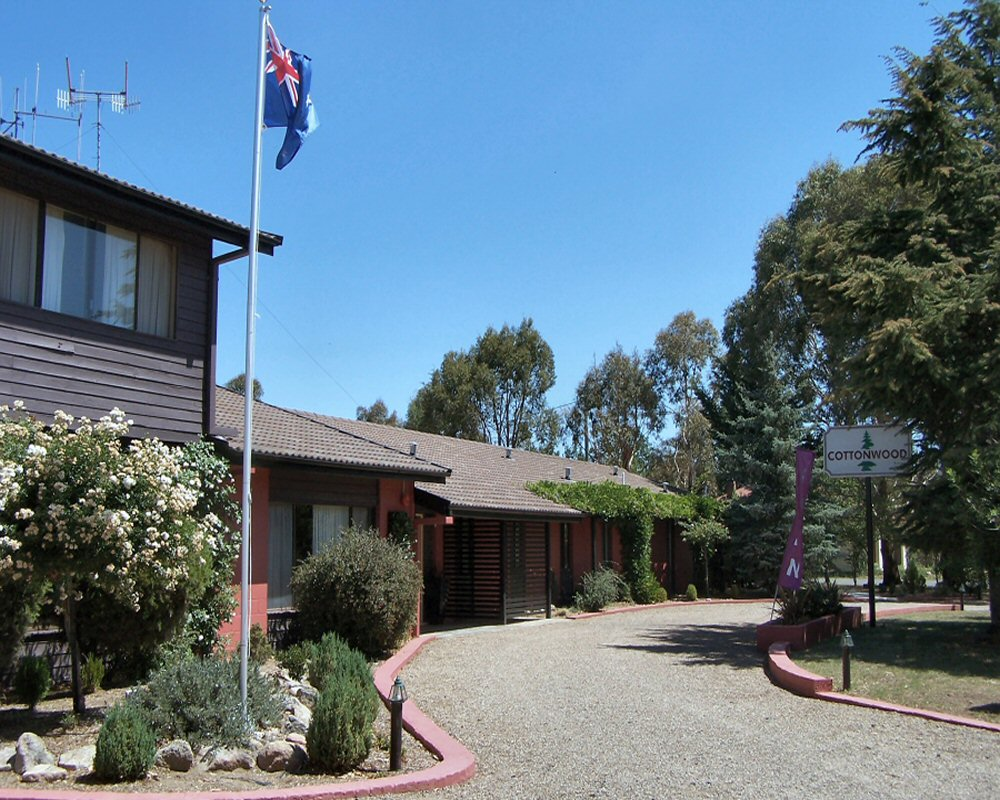 Cottonwood Lodge Motel - Taree Accommodation