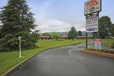 Colonial Motor Inn - Lithgow - Taree Accommodation