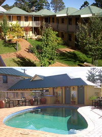 Pioneer Motel Kangaroo Valley - Taree Accommodation