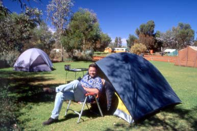 Voyages Ayers Rock Camp Ground - Taree Accommodation