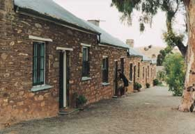 Burra Heritage Cottages - Tivers Row - Taree Accommodation