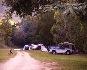 Mt Warning Holiday Park - Taree Accommodation