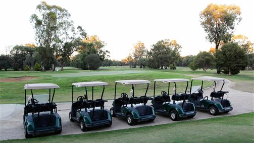 Deniliquin Golf Leisure Resort - Taree Accommodation
