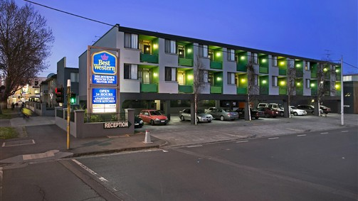 Best Western Melbourne's Princes Park Motor Inn - Taree Accommodation