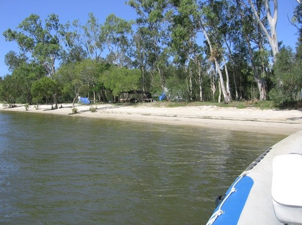 Mission Point Camping Area - Taree Accommodation