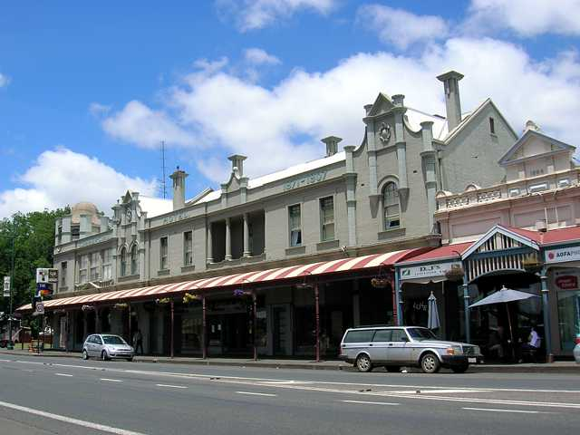 Commercial Hotel Camperdown - Taree Accommodation