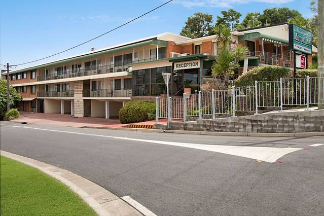 Econo Lodge Murwillumbah - Taree Accommodation