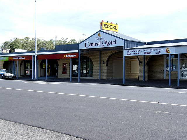 Gin Gin Central Motel - Taree Accommodation