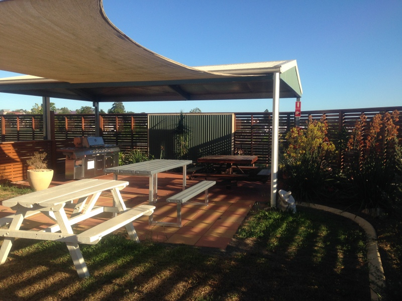 Gympie Caravan Park - Queens Park - Taree Accommodation