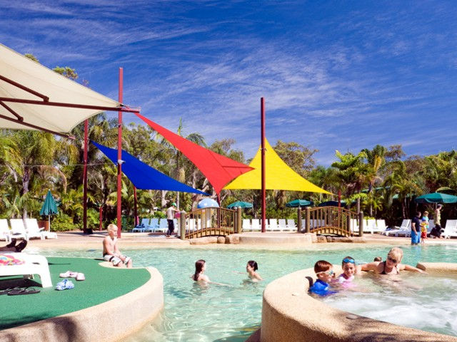 NRMA Ocean Beach Holiday Park - Taree Accommodation